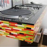DJ pult legóból