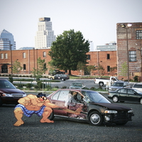 Video Games vs. Real Life by Aled Lewis