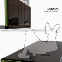 Ágy + radiátor = Bediator