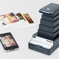 Érkezik az iPhonePolaroidizátor...! - The Impossible Project