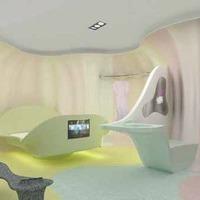 Futurisztikus lakás Karim Rashidtól