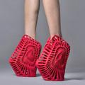 Vezető designerek és építészek terveztek cipőt
