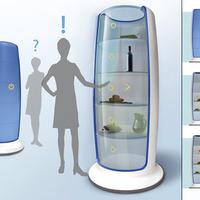 Varázsolj átlátszó hűtőt!