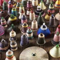 Műanyag palack-lámpák Kolumbiából