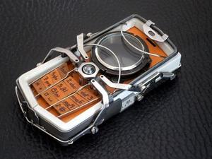 Steampunkosított Nokia mobilok