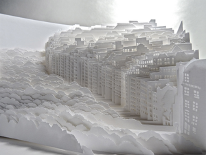 Vizuális túra a meditatív papírcsodák világában