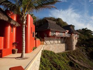Trip to Mexico - Casa Ninamu, Sayulita