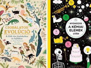 Két remek könyv általános iskolásoknak...és gyereklelkű felnőtteknek