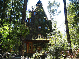 La Montaña Mágica Lodge - Huilo Huilo, Chile