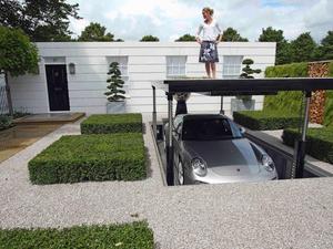 Porsche Garden - ha nem tudod hová tenni az autódat