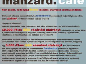 Facebook JÁTÉK - Reloaded