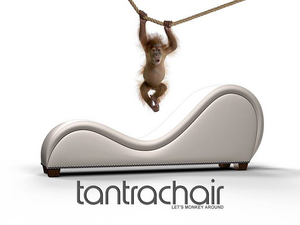 Egy szék majomkodásra, meg még másra...  - Tantra Chair  [NSFW]