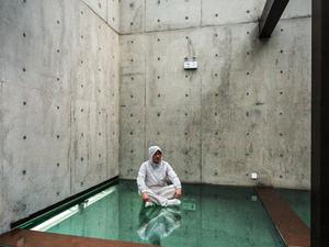 Üvegházhatás - Vertical Glass House / Atelier FCJZ