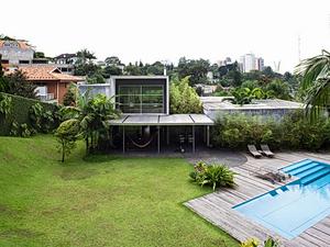 Az építész, ha magának épít - Casa Pedro Useche, São Paulo