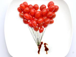 Red - Játék az étel