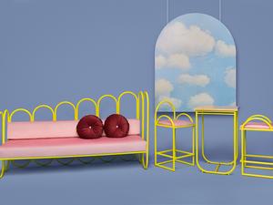 Minimalista bútorcsalád gyermeklelkű felnőtteknek