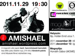 magyART kiállítássorozat #3 – Mészáros Zsuzsanna aka. Amishael
