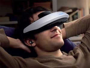 3D mozi a fejeden – HMZ-T2 Personal 3D Viewer (X)