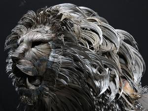 Itt az év leggyönyörűbb oroszlánszobra