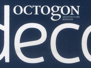 Lakberendezés, dekor, belsőépítészet könnyedén - OCTOGON Deco 2016/1.