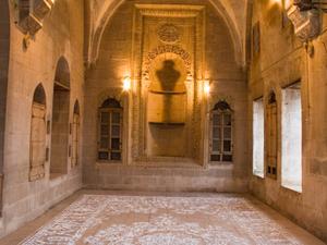 Díszes török szőnyegek szilikonból