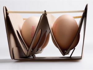 Valicsek Éva progresszív tojástartója