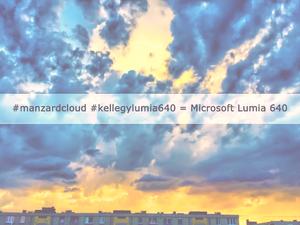 Fotózz felhőt és nyerj Lumia 640 okostelefont!