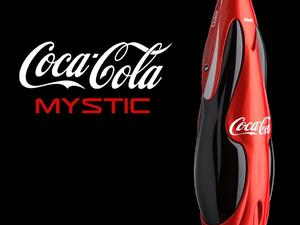 Coca Cola Mystic by Jerome Olivet