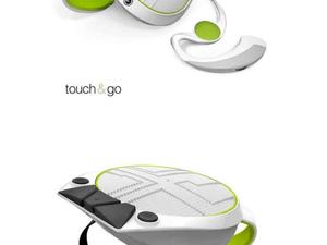 Touch & Go, navi gyengénlátóknak