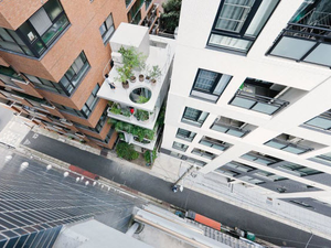 Négy emelet falak nélkül Tokióban - Ryue Nishizawa > House & Garden