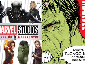 Marvel Studios - Szereplők Nagykönyve