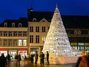 Porcelánkarácsony Belgiumban