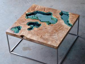 Asztalok, amelyeket folyó hasít ketté 2.0