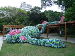 Kövér majom 10.000 papucsból - Pixelshow 2010