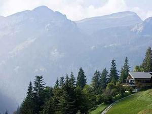 Egy szentimentális utazás az Alpokba - Rentsch Haus