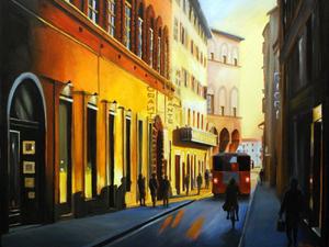 A téma az utcán hever - Interjú Fülöp Miklós festőművésszel