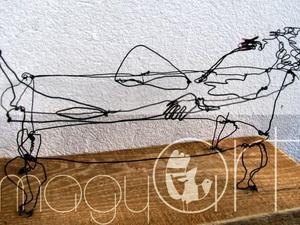 Szabadon firkálni a térben – Kovács Ágota