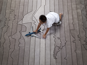 Időzóna szőnyeg