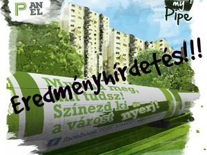 Pimp my Pipe eredményhirdetés! - Újpest térképét festi a Színes Város a FŐTÁV távhő-vezetékére