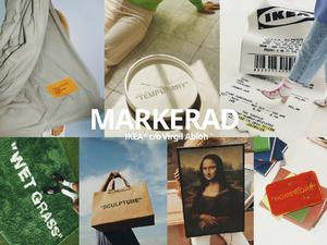 Virgil Abloh sztárdesigner termékei az IKEA-ban - MARKERAD kollekció (x)