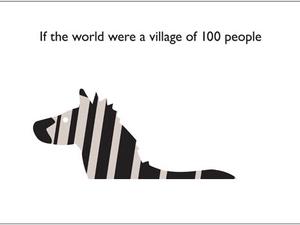 Ha a világon csak 100 ember élne