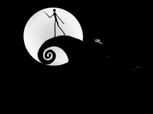Advent Tim Burton-nel
