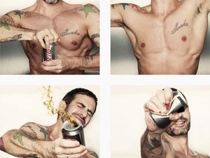 Tűz és jég kéz a kézben - Marc Jacobs és a Coca-Cola