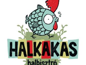 Kulináris orgazmusok Budapest első halbisztrójában, a Halkakasban!