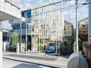 Üvegházhatás kacsával... - NA House, Tokyo