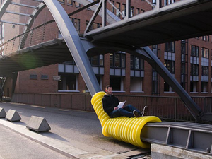 Hamburg díjazza a városi gerillát...!