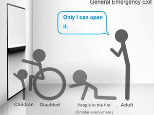 Vészkijárat az esélyegyenlőség nevében - REdesign Exit