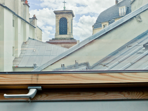 Tetőtérben Párizsban...