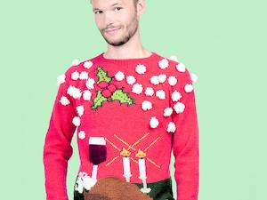 Csúnya karácsonyi pulóverek és más kötött furaságok Hollandiából