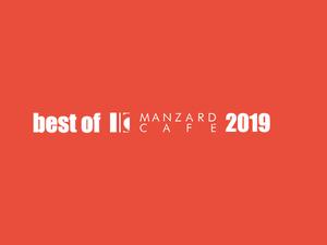 Best of Manzárd Café 2019 - Design és művészet